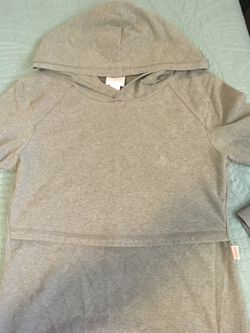 Boob Nursing sweatshirt size small Thumbnail