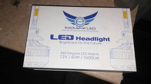 LED HEADLIGHTS BRAND NEW for Sale in Victorville, CA