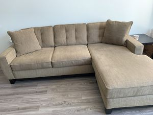 1 Year Old Sectional Couch Great Condition Need Gone Asap For In