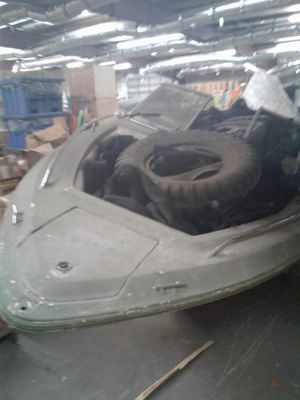 2 1 foot boat hull free for Sale in Orlando, FL