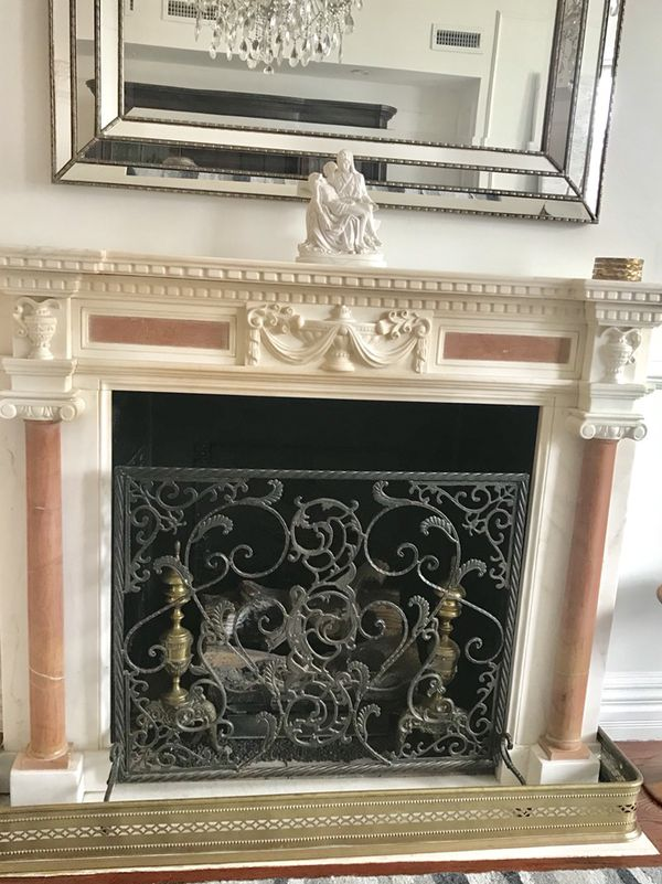 Surprising Fireplace Screen For Sale In Boston Ma Offerup Download Free Architecture Designs Ferenbritishbridgeorg