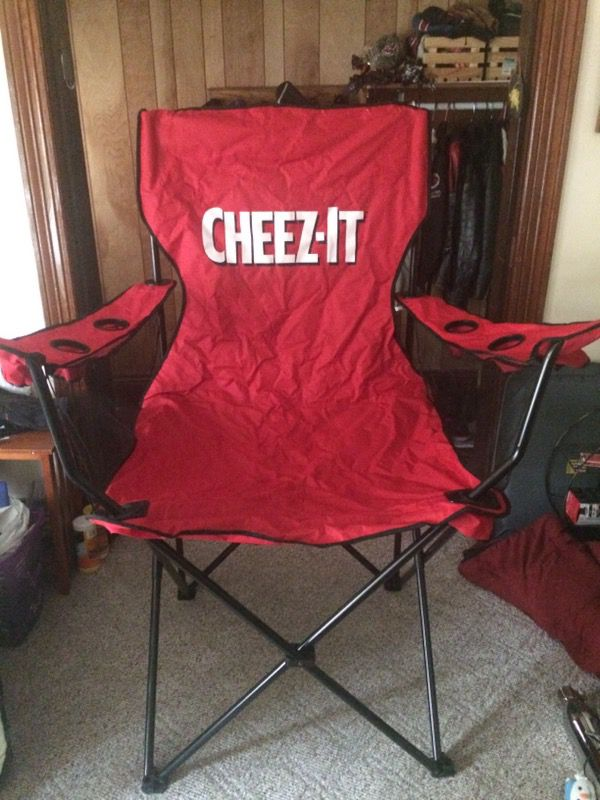 huge red cheez it chair for sale in erie pa offerup