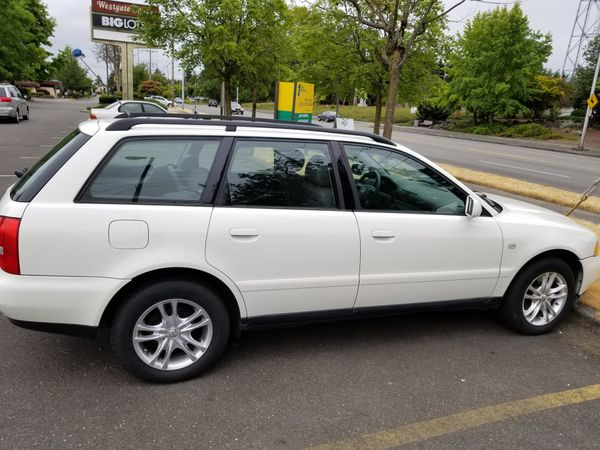 Audi a4 audi 2000 for Sale in Tacoma, WA - OfferUp