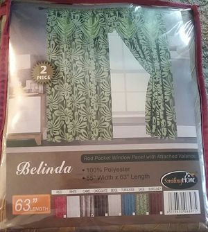 New Curtains/Cortinas for Sale in Pico Rivera, CA