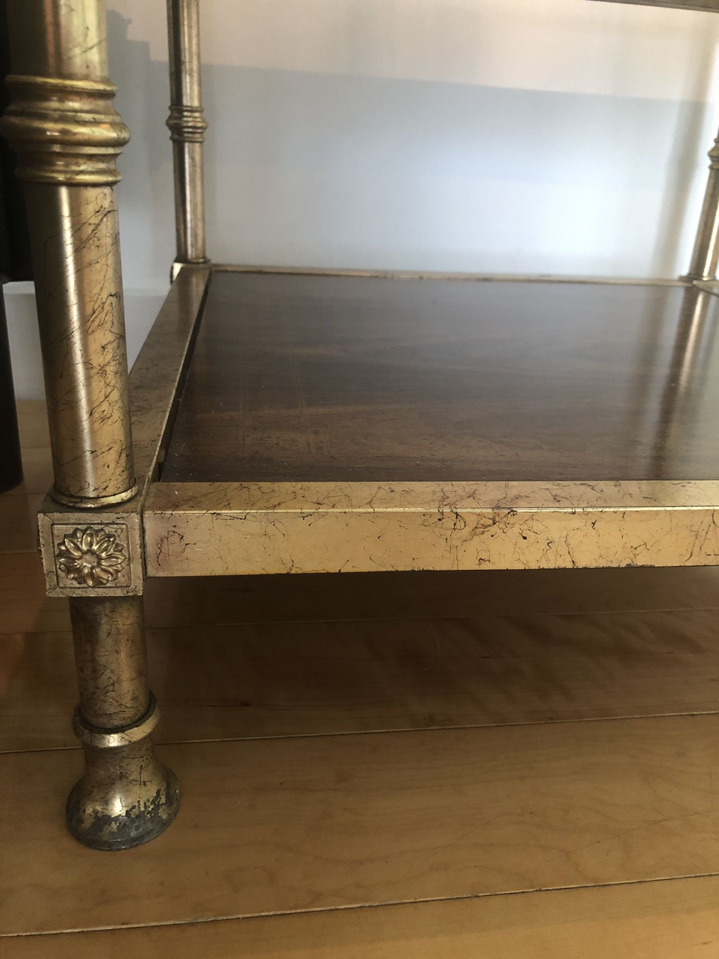 Small Vintage End Tables
