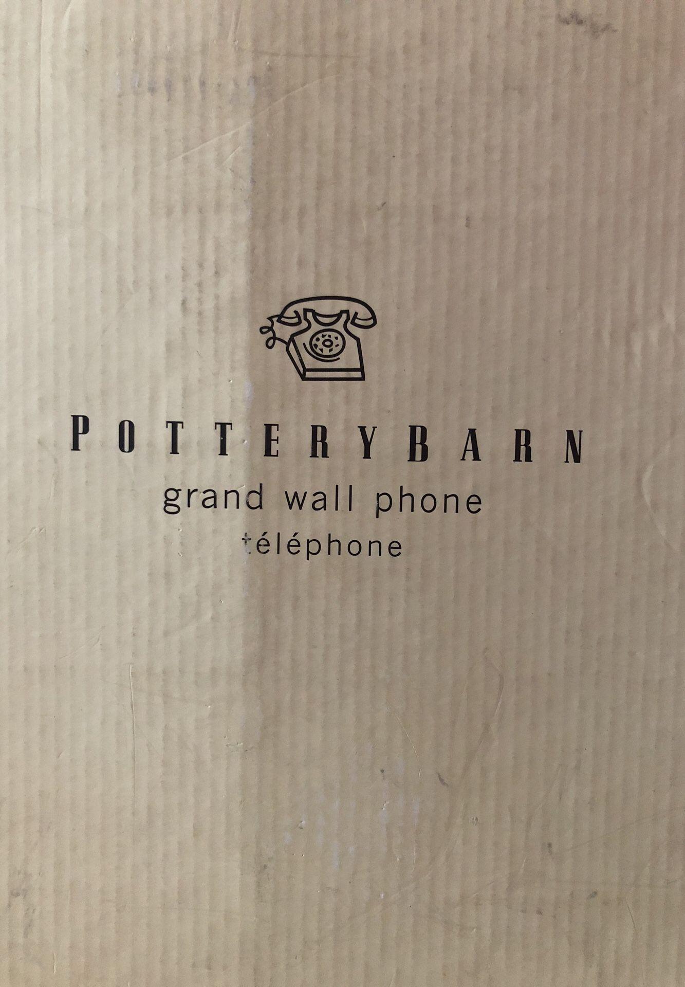Grand wall phone