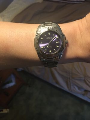 Photo Mens fossil watch