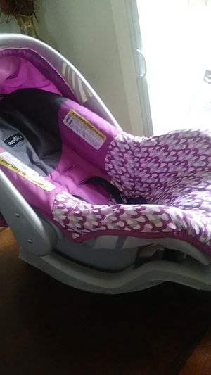 Evenflo car seat with base roll over tested for Sale in Virginia Beach, VA
