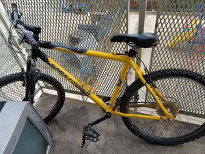 Gary Fisher Marlin Mountain Bike ( Blue & Yellow) for Sale in Washington, DC