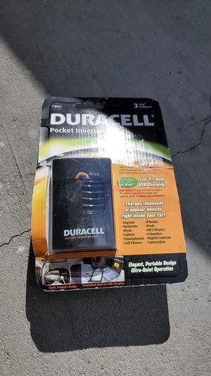 Photo Duracell Pocket Inverter 100 Car Charger