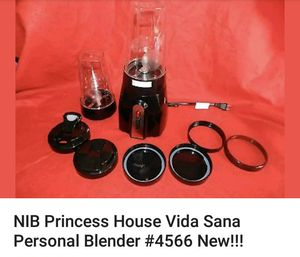 PRINCESS HOUSE personal blender for Sale in Phoenix, AZ