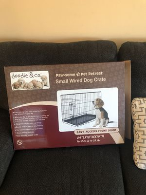 Small dog kennel for Sale in Fairfax, VA