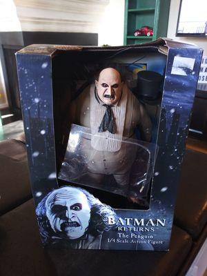 Batman Returns Penguin 1/4 NECA figure for Sale in Gaithersburg, MD