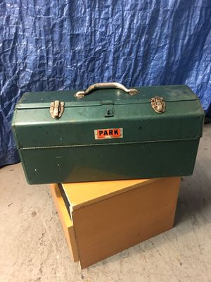 Metal toolbox for Sale in Washington, DC