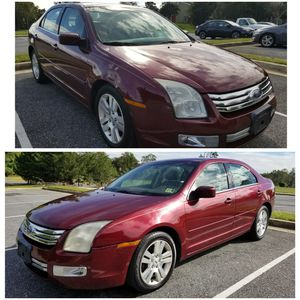 2006 Ford Fusion SEL for Sale in Capitol Heights, MD