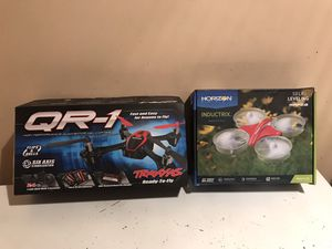 Drone traxxas QR1 @ blade inductrix a for Sale in Clinton, MD