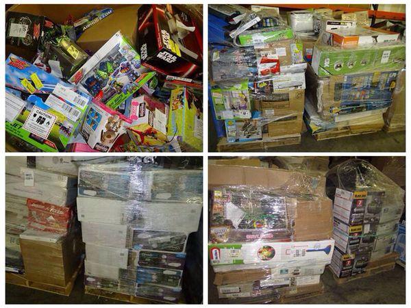 walmartsams club general merchandise pallets general in norcross ga offerup