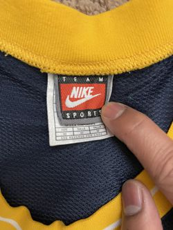 Vintage Cal Berkeley Nike authentic Jersey Size 40 Thumbnail
