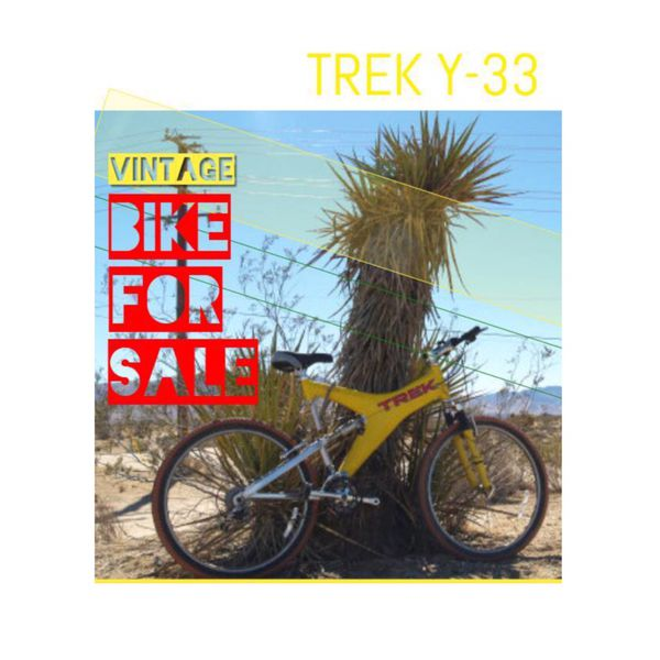 75bed21f3e5 Trek OCLV Carbon Y33 mountainbike for Sale in Apple Valley, CA - OfferUp