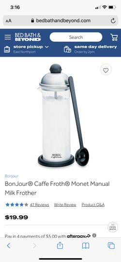 Caffe Froth Monet Thumbnail
