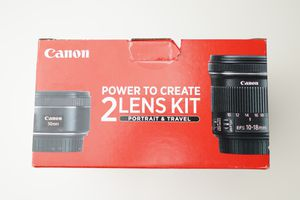 Canon Lenses!! for Sale in Irving, TX