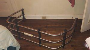 Photo Full size chrome truck bed extender