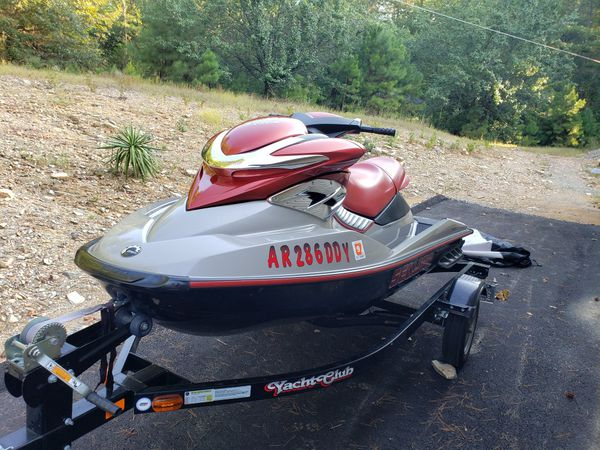 Seadoo rxp supercharged