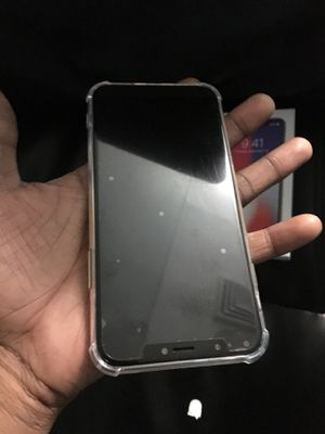 IPhone X (UNLOCKED) for Sale in Bowie, MD