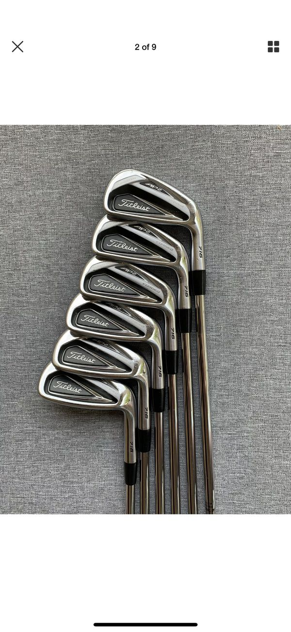 Titleist 716 AP2 5-PW irons for Sale in Clarksboro, NJ - OfferUp
