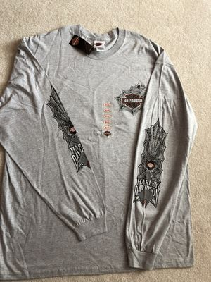 Harley Davidson Long Sleeve Shirt for Sale in Gainesville, VA