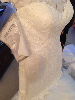 Maggie Sottero Paulina Wedding Dress for Sale in Takoma Park, MD