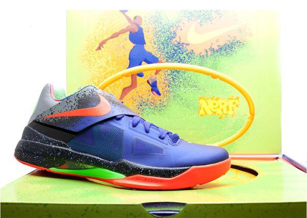 9a887f51a76 Nike Zoom KD 4 Nerf for Sale in Oak Lawn