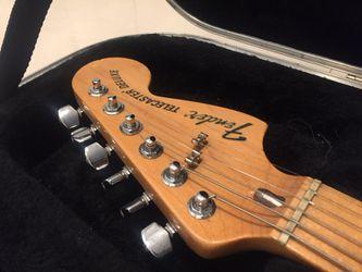 Fender Telecaster Classic '72 deluxe Thumbnail