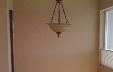 Ceiling light/ chandelier- West Seattle Thumbnail