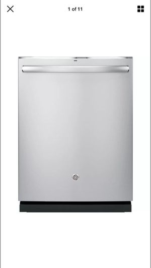 Brand New GE PDT825SSJSS Profile™ Stainless Steel Interior Dishwasher with Hidden Controls for Sale in Herndon, VA