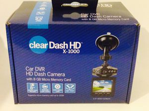 Car Dash Cam Recorder With 8GB Memory Card Night Mode for Sale in Kissimmee, FL