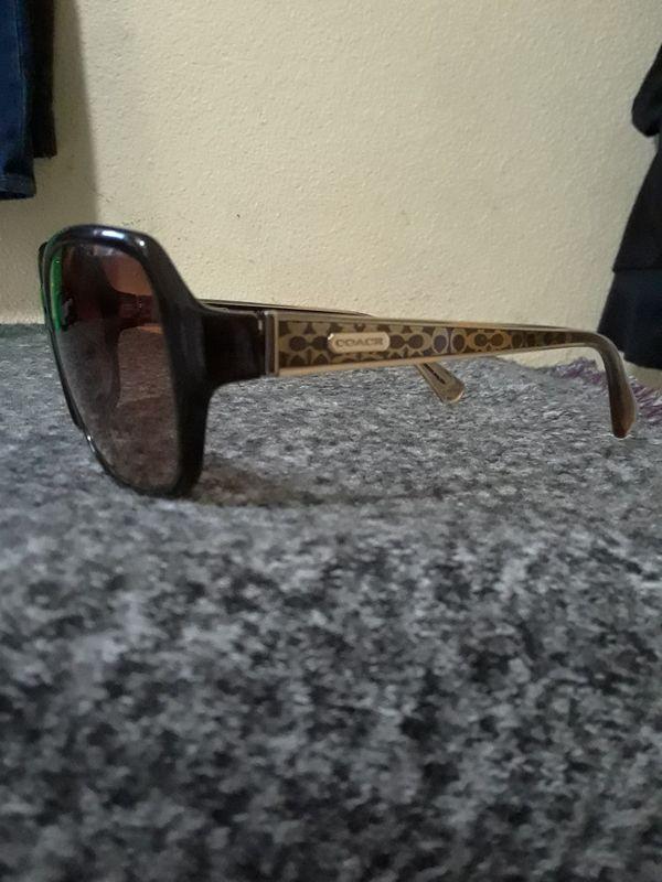 f4acec76f0e9e Coach sunglasses for Sale in Watsonville