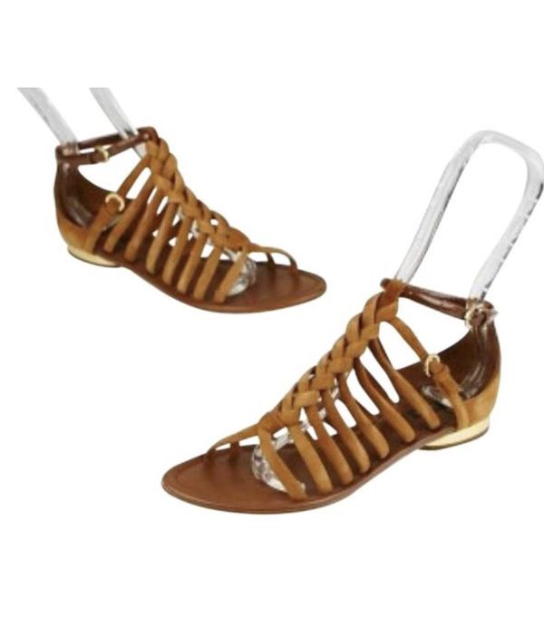 a9c5772097a Louis Vuitton Gladiator Flat Sandals for Sale in San Francisco