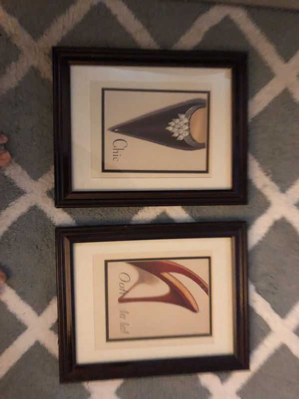 10 X 13 Cherry Wood Frames For Sale In Pinecrest Fl Offerup