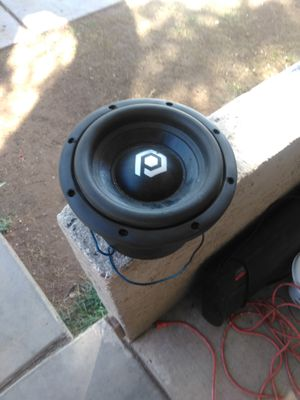 "soundqubed 8"" for Sale in Scottsdale, AZ"