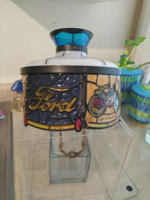 Antique ford motor tiffany light plastic made lamp shade pet antique ford motor tiffany light plastic made lamp shade pet supplies in atlanta ga offerup aloadofball Images