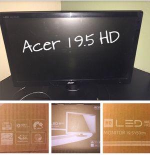 "Acer Computer Screen 19"" for Sale in Phoenix, AZ"
