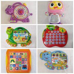 ABC learning toys $5 each Thumbnail