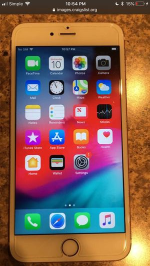 New iPhone 8 Plus t mobile 64g for Sale in Falls Church, VA