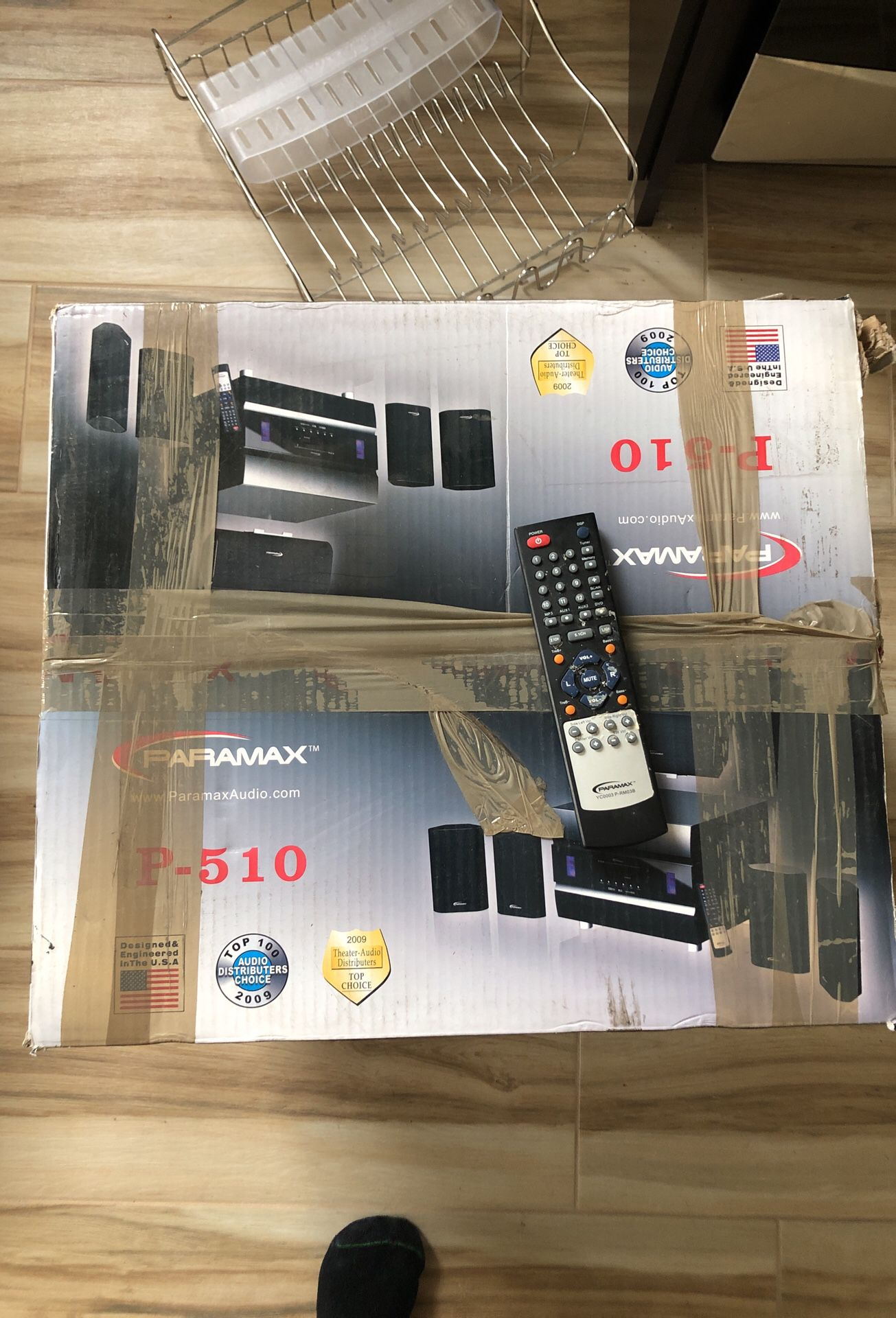 Paramax P510 surround system