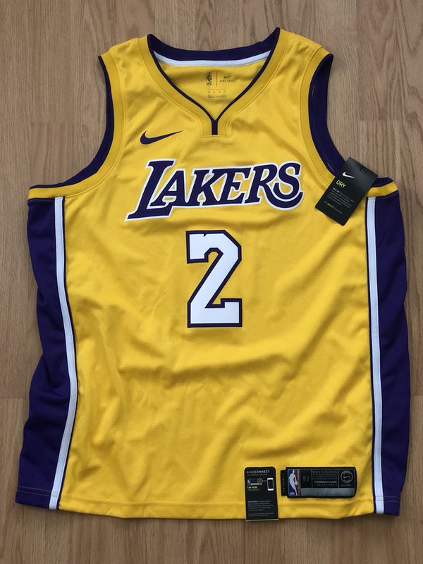 f762cd14bf2 Lakers Lonzo Ball Jersey and shirt for Sale in Los Angeles, CA - OfferUp