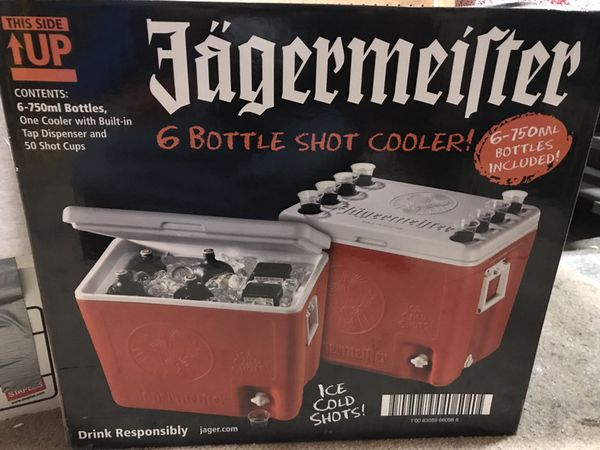 Jagermeister Cooler For Sale In Sandown Nh Offerup
