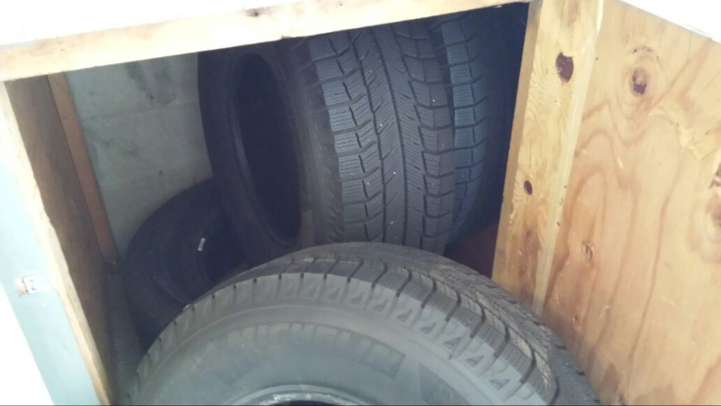 Michelin winter tyres