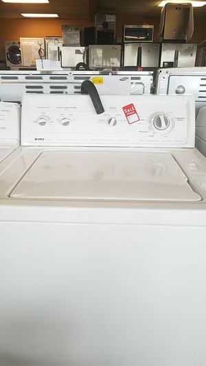 KENMORE TOP LOAD WASHER WORKS GREAT 90 DAYS WARRANTY DELIVERY INSTALL. for Sale in Alexandria, VA
