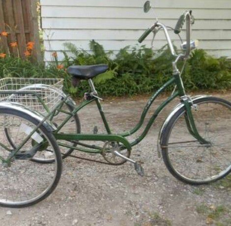9e3c03d8f98 Schwinn Vintage Tricycle for Sale in Columbus, OH - OfferUp